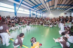 capoeira nantes jogo diferente professor aventura