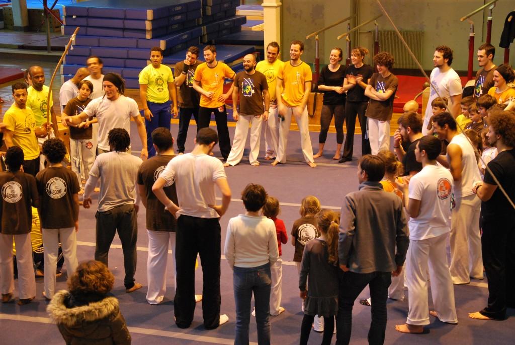 Roda Capoeira Nantes