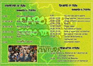 programme rencontre 2012